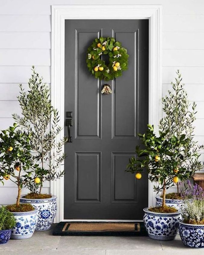 Front Porch Ideas Curb Appeal Rustic - Front Porch Ideas Curb Appeal