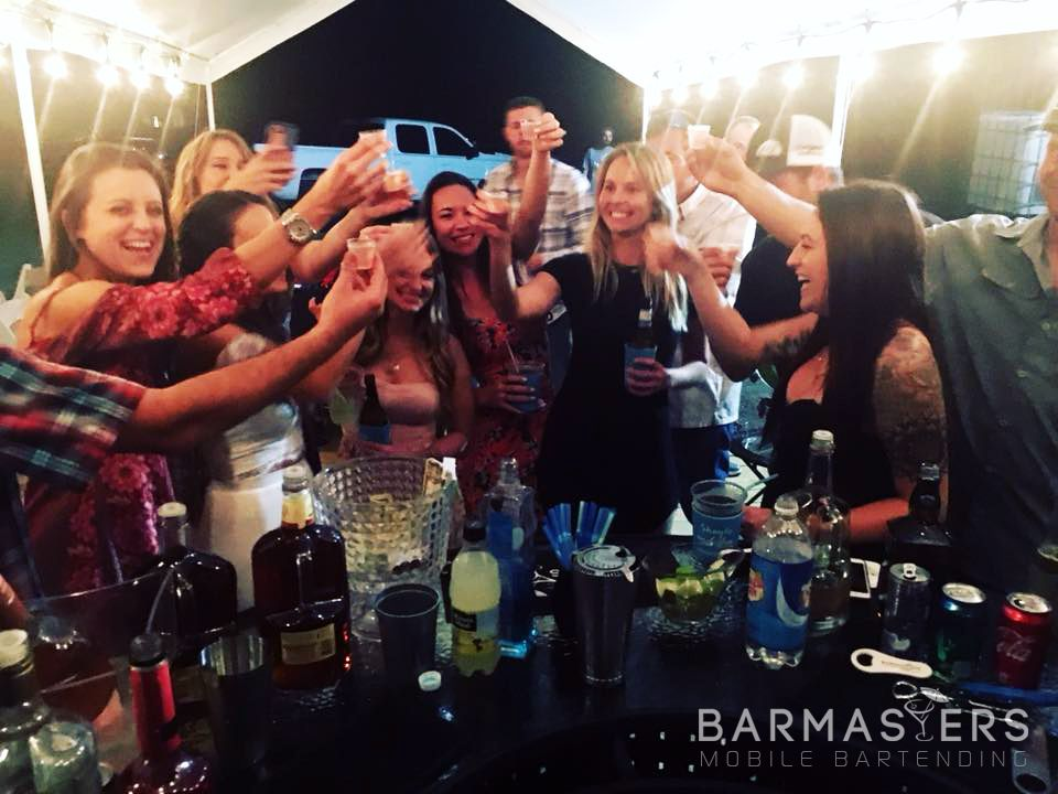 BarMasters will make your Wedding a hit Bartender