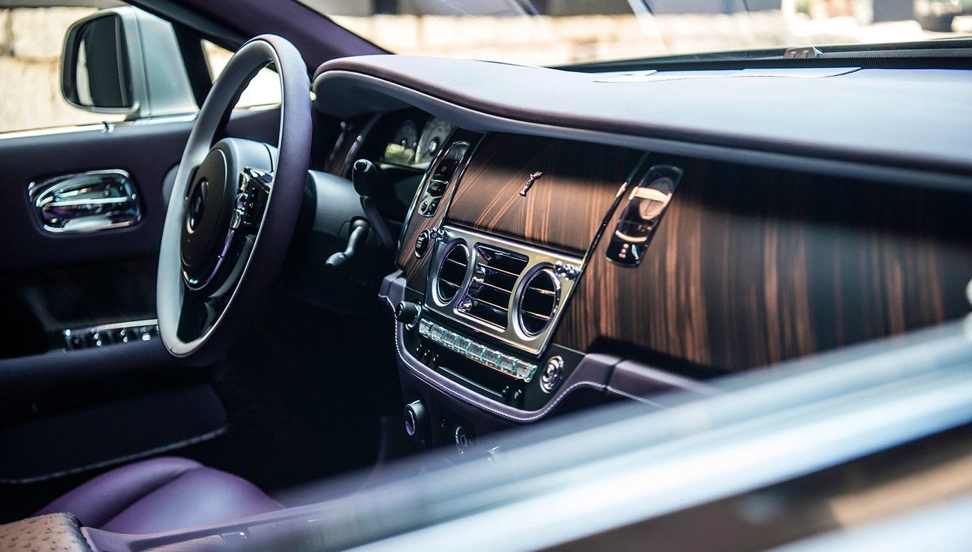 rolls royce wraith interior. rollsroyce wraith and dawn inspired by porto cervo six bespoke rolls royce interior