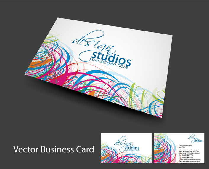 Brilliant Dynamic Business Card Template 04 Vector #AD , #spon, #sponsored, #Business, #Card, #Vector, #Dynamic