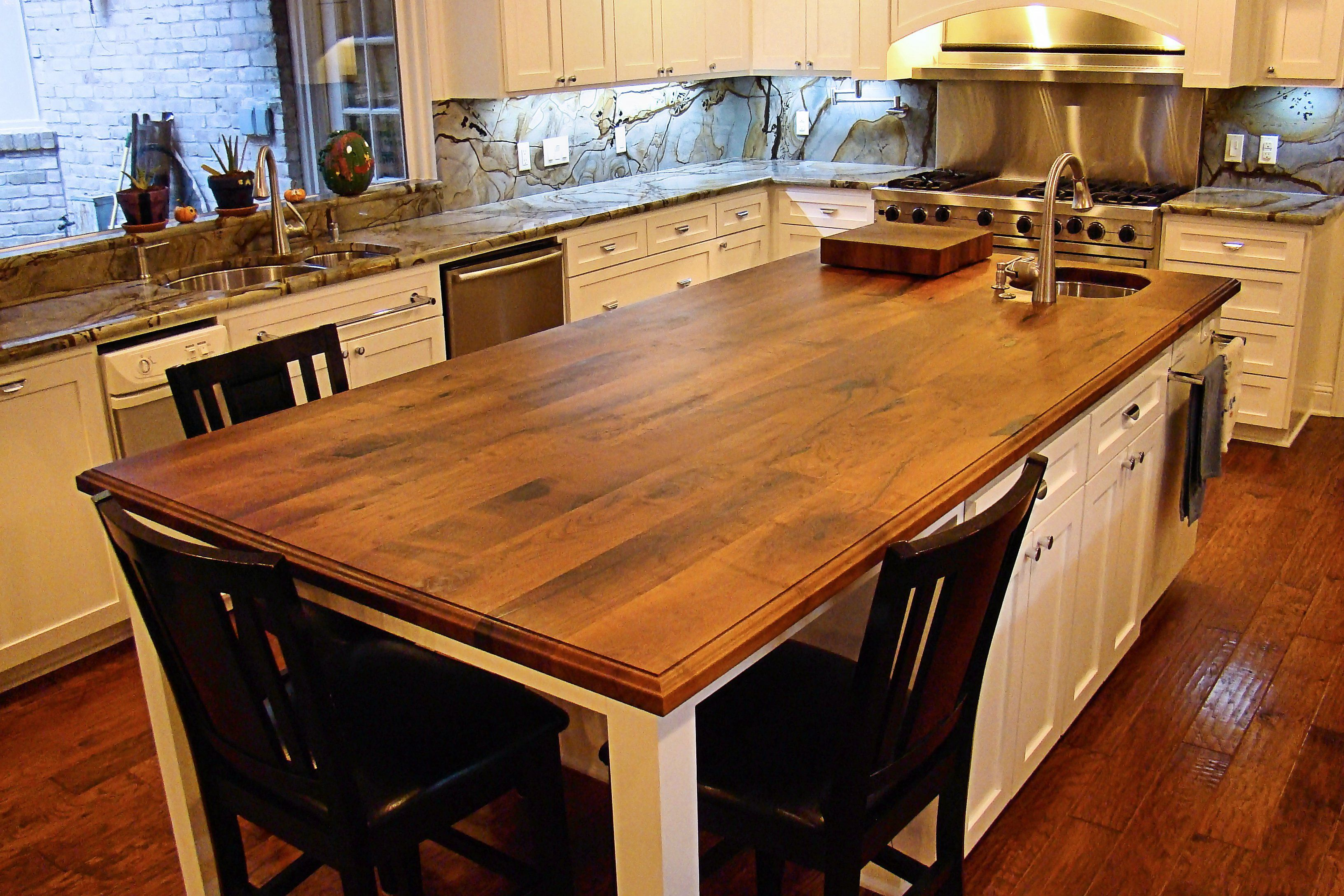 Mesquite Wood Countertop Photo Gallery Countertops Wood Countertops Mesquite Wood