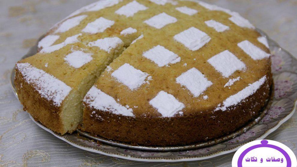طريقة عمل كيكة الفانيليا بسهولة ومضمونة النجاح وصفات و تكات Desserts Food Cake