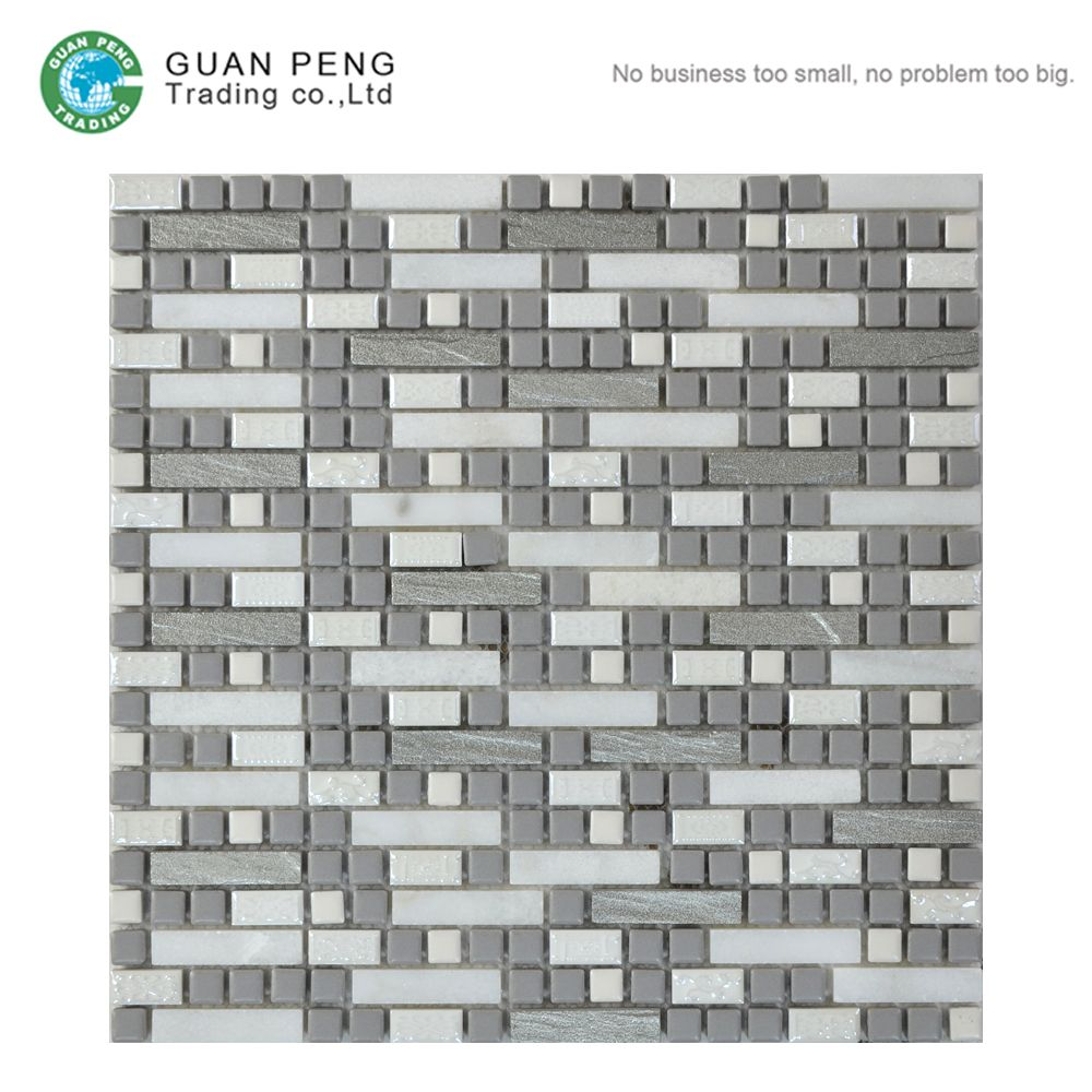 Square ceramic rectangle china glass mix natural stone mosaic tile square ceramic rectangle china glass mix natural stone mosaic tile backsplash dailygadgetfo Choice Image
