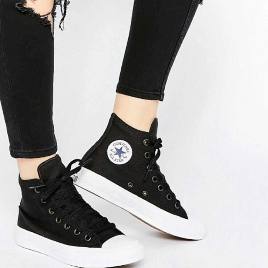 NWT Converse Chuck Taylor II High Nike Lunarlon in 2021 | Chuck ...