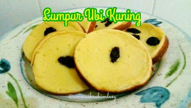 Resep Kue Lumpur Ubi Kuning Oleh Lusy Siswati Resep Makanan Dan Minuman Ubi Makanan