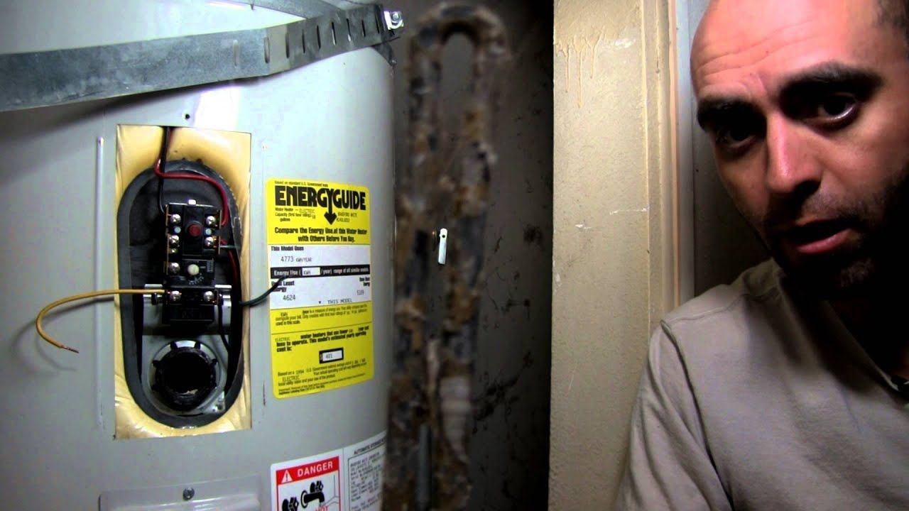 Diy electric water heater maintenance solar energy