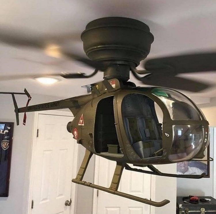 Ceiling Fan Image By Auction Armory On What S New Cool Stuff Man Cave