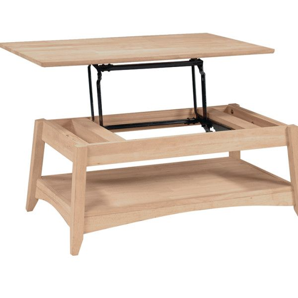 The Bombay Accent Table Collectionu0027s A Frame Design Supports A Solid  Hardwood Top And Shelf