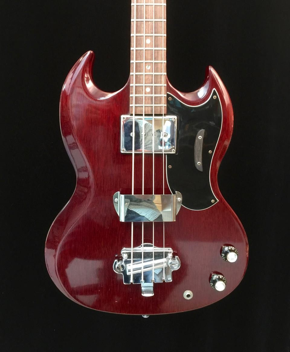 Just In: 1967 Gibson EBO Bass For a good time press here! http://www.vintageguitarsli.com/products/1967-gibson-ebo-bass?utm_campaign=social_autopilot&utm_source=pin&utm_medium=pin