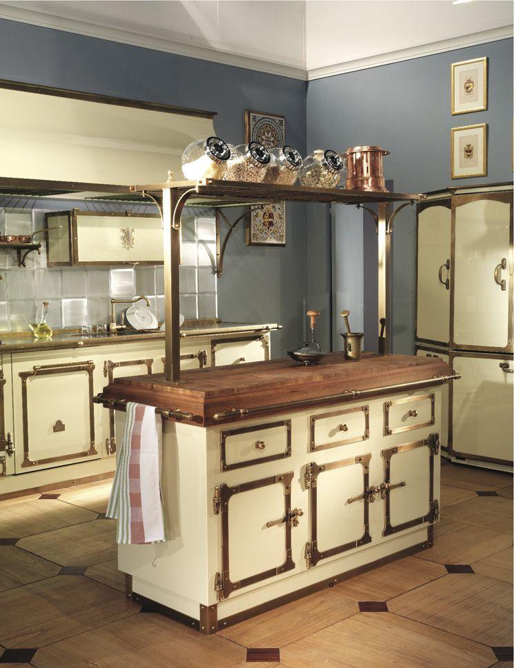 Restart firenze cucine in muratura cucine made in italy - Cappe in rame per cucine ...