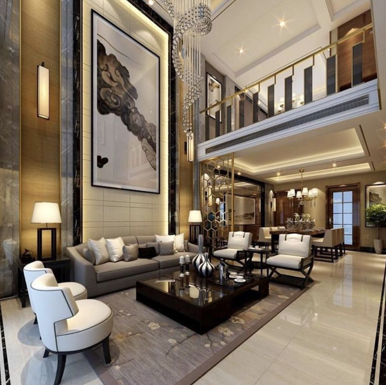 New Home Designs Latest Luxury Living Rooms Interior: Pin By BELINDA Darmawan On Home Sweet Home