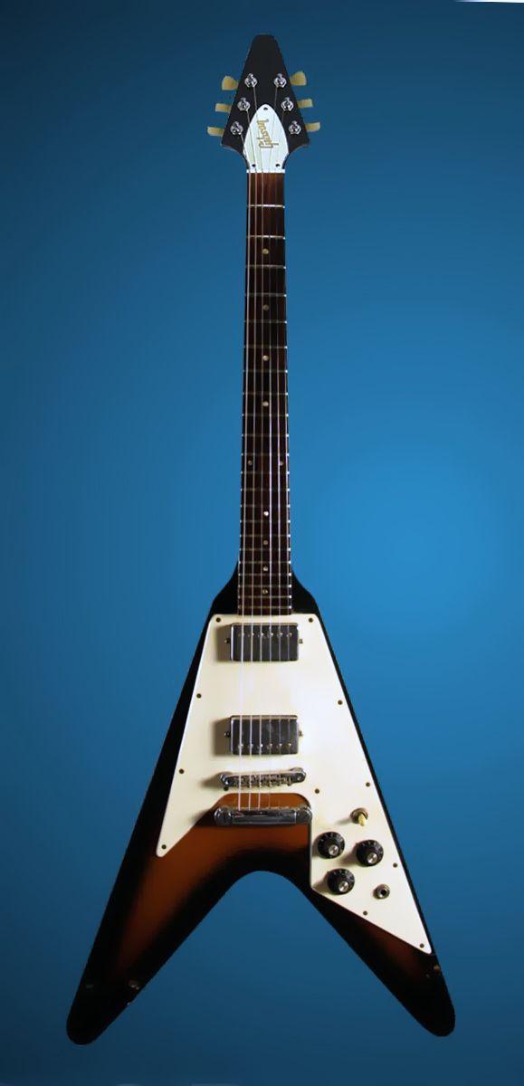 James Hetfield | '79 Gibson Flying V.