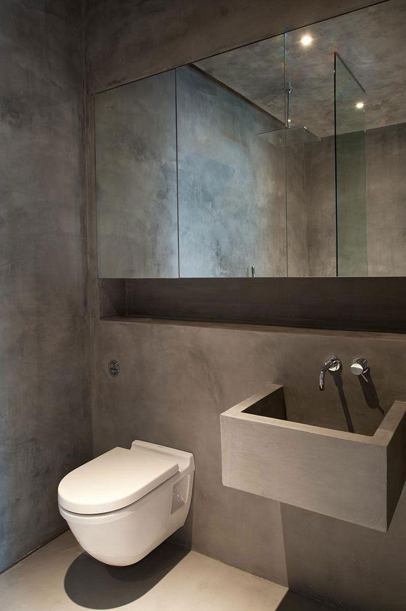 Clanricarde Gardens By Ardesia Design Mirror Wall Bathroom Bathroom Mirror Design Bathroom Interior