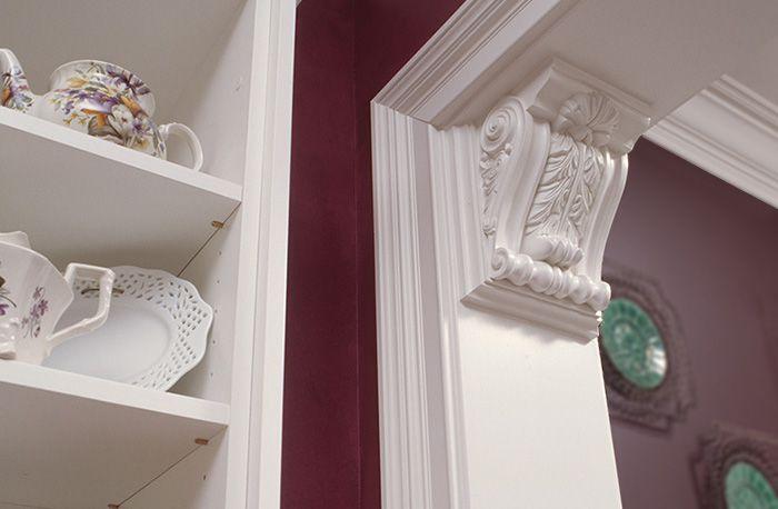 Decorative Corbel corbels; large decorative corbel; interior design ideas; door trim