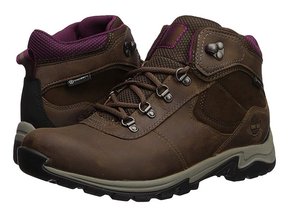 Timberland Mt. Maddsen Mid Leather Waterproof (Medium Brown
