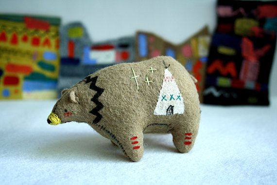 hunt and gather spirit bear
