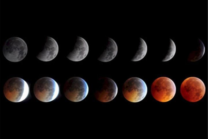Penumbral Lunar Eclipses: What Are They? | Old Farmer's Almanac