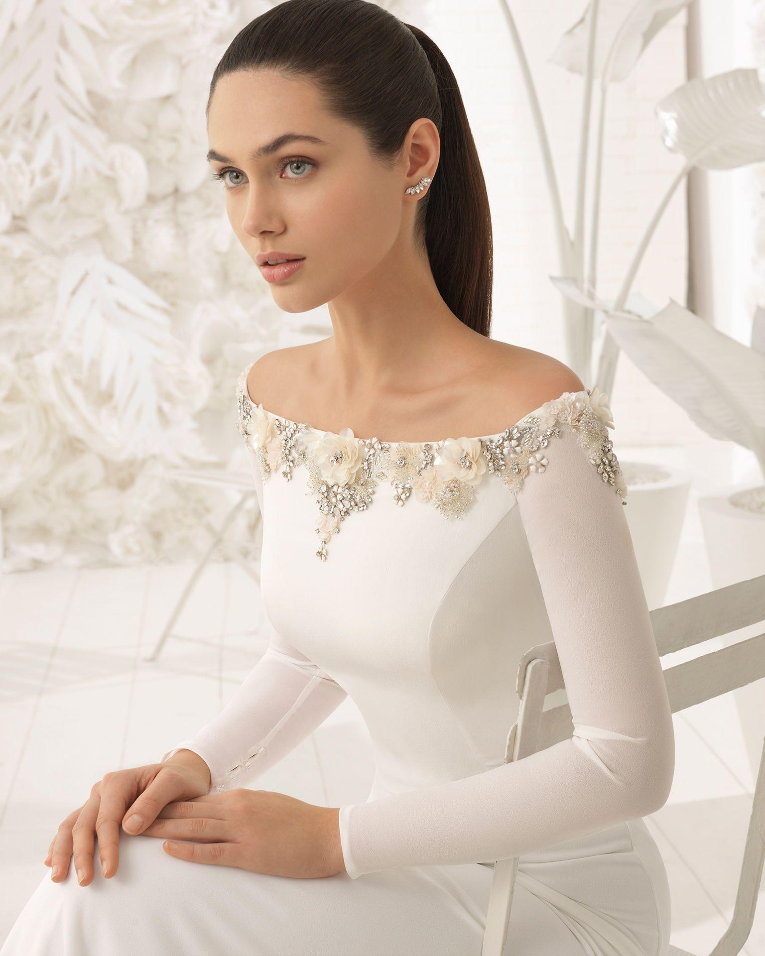 Crystal Design 2018 Wedding Dresses Royal Garden Haute Couture Bridal Collections Wedding Inspirasi Wedding Dresses Sheer Wedding Dress Crystal Wedding Dresses [ 1604 x 900 Pixel ]