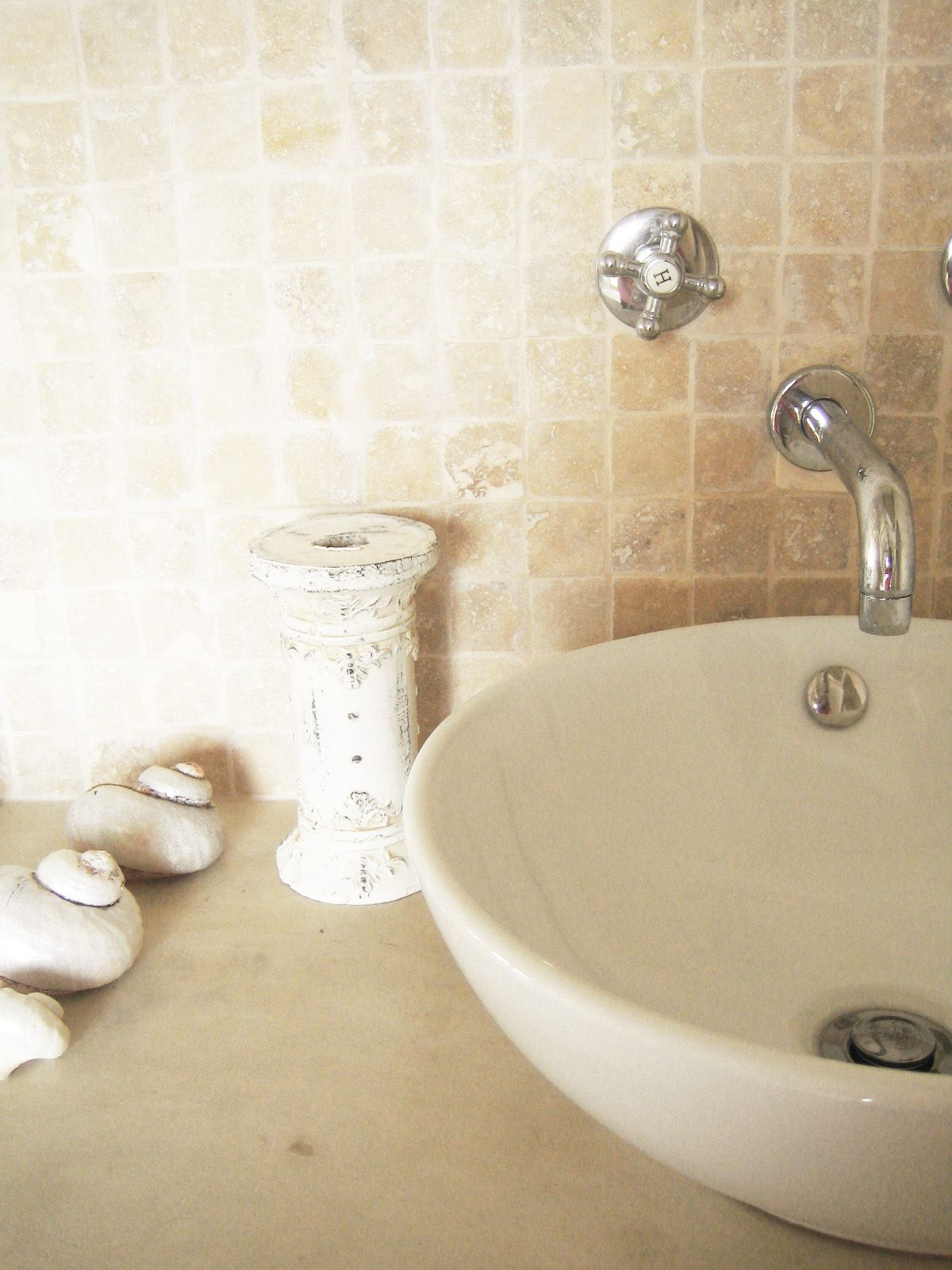 NEW BATHROOM CONCEPT. Neutral tones for the bathroom, and beautiful ...