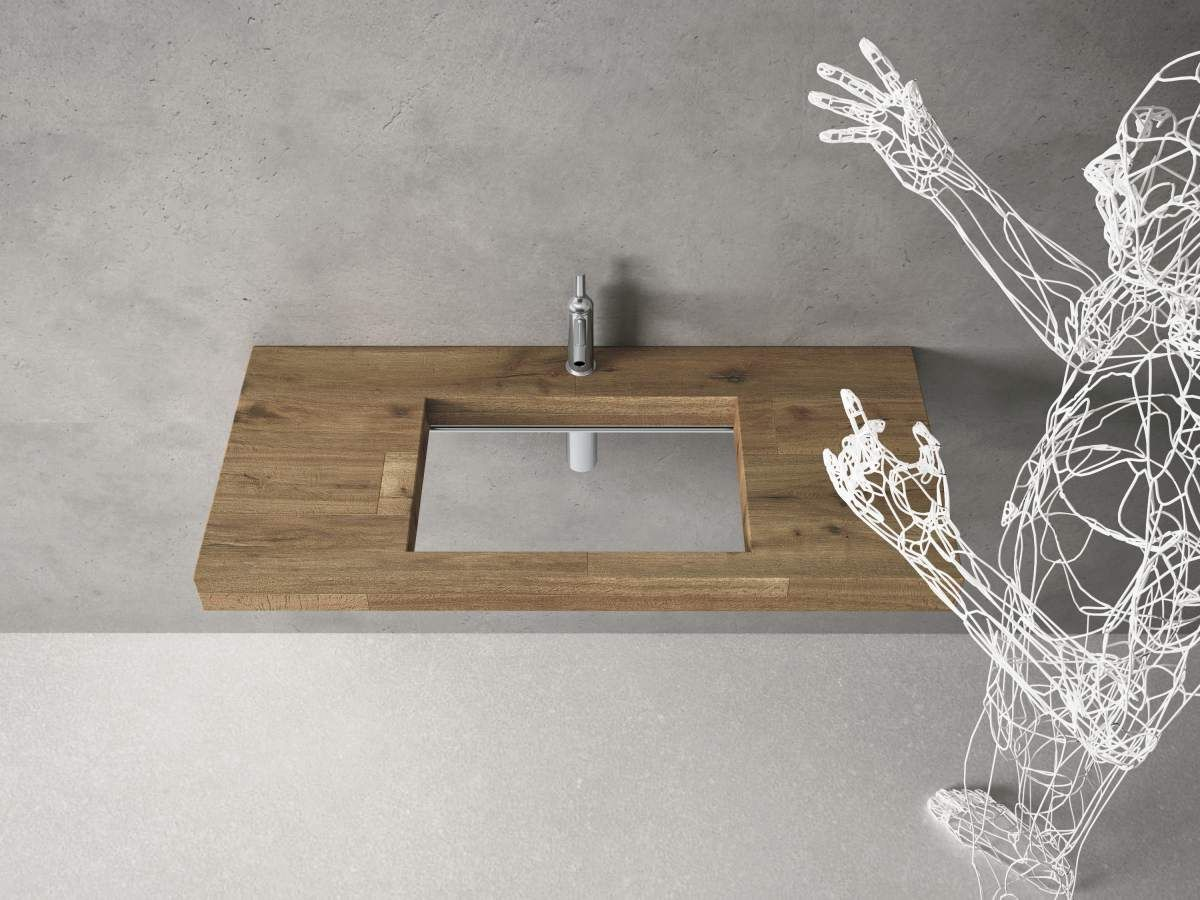 Lago tavolo ~ Depth sink design by daniele lago. a sink that plays with the