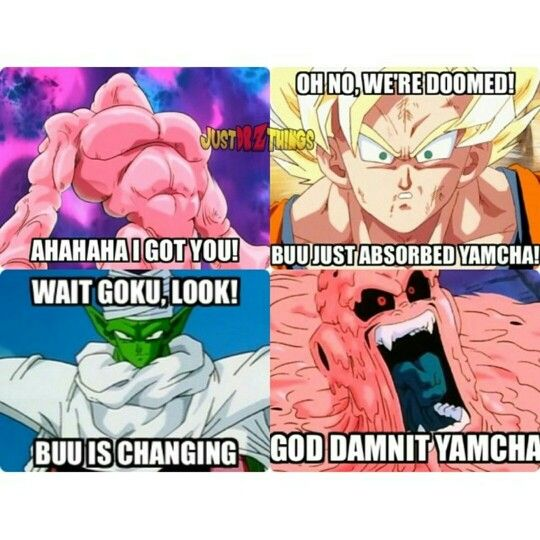 What Made Buu Not Even Super Strong Is The Failed Fusion From A