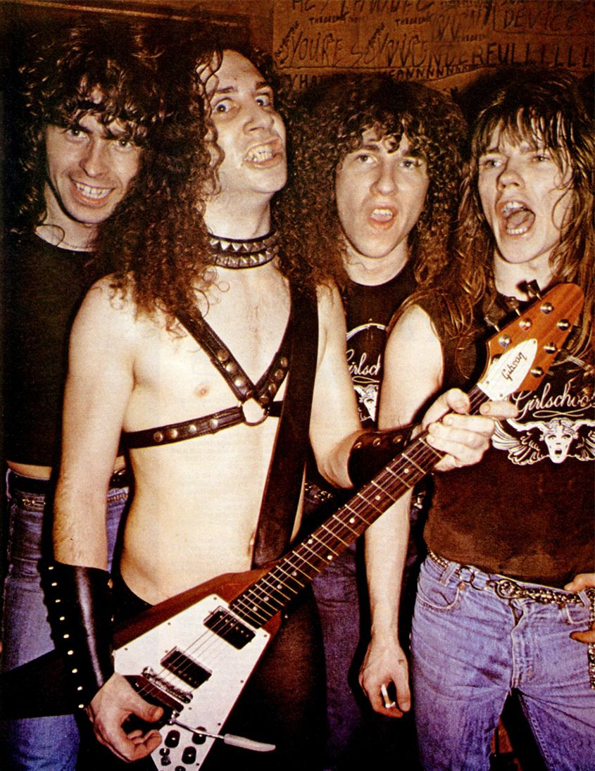 rockandrollpicsandthings | Heavy metal bands, Heavy metal, Metal albums