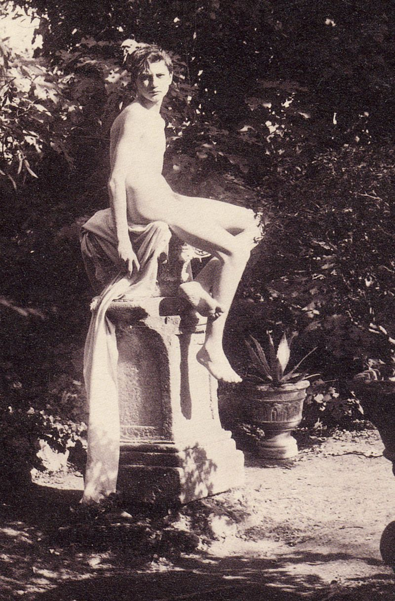 Antique erotic photography