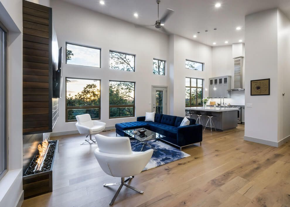 Eugene Residence by Jordan Iverson Signature Homes Interior - deko ideen kunstwerke heimischen vier wanden
