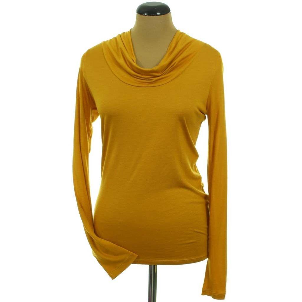 876e1e22ee Mexx mustársárga felső | Felső, pulóver, ing - Női ruha | Gardrobe ...