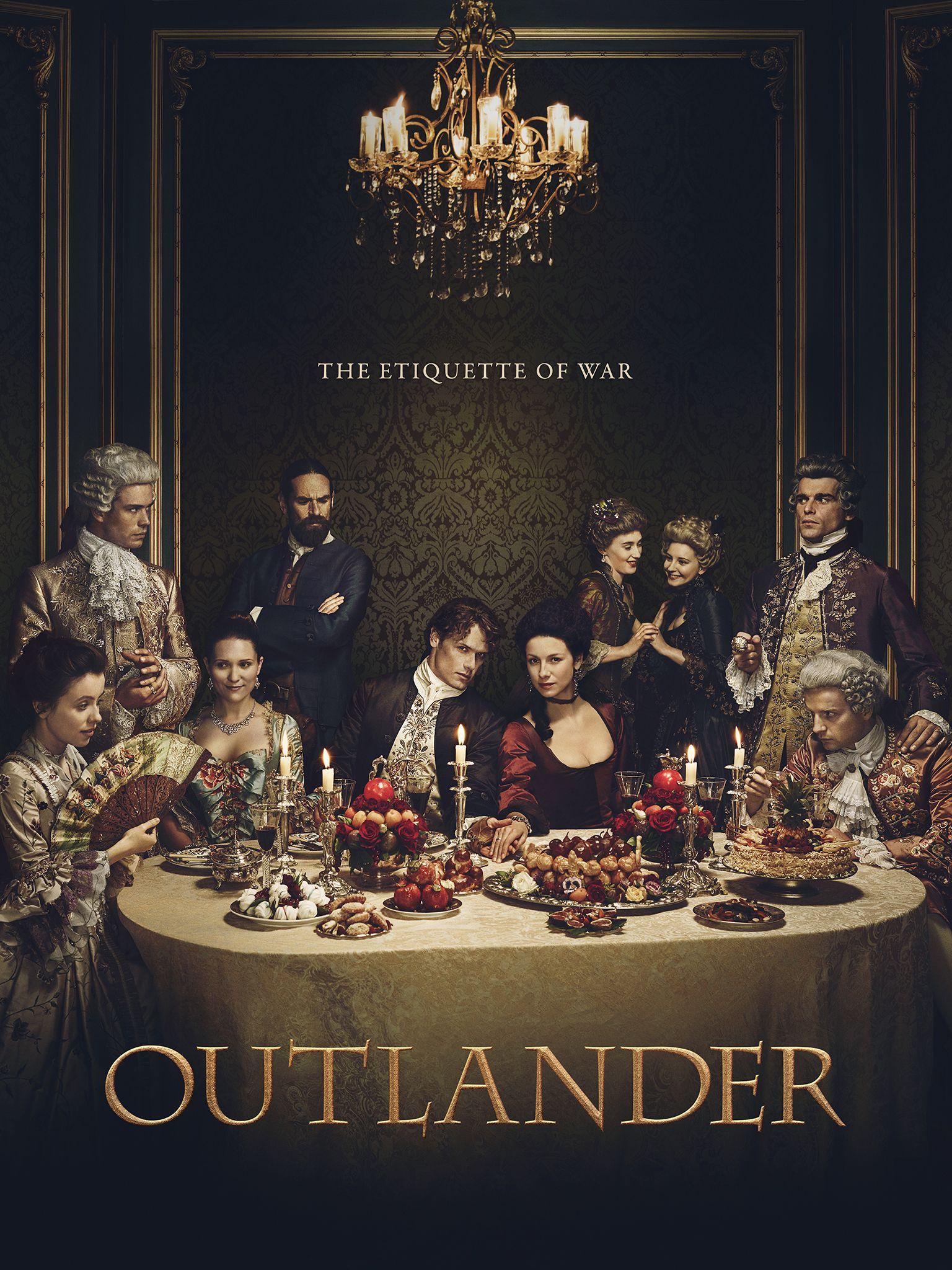Outlander Outlander Tv Series Outlander Season 2 Outlander Tv
