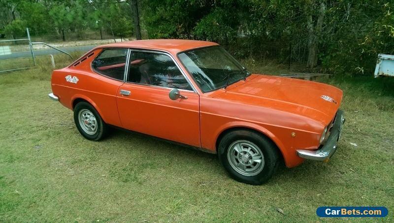 1973 Fiat 128 Sports Coupe Collectors Car Fiat 128sports Forsale Australia