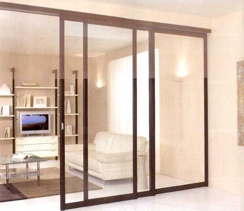 Porte Coulissante Cloison Amovible Idées Cloisons Pinterest - Porte placard coulissante avec serrurier clichy