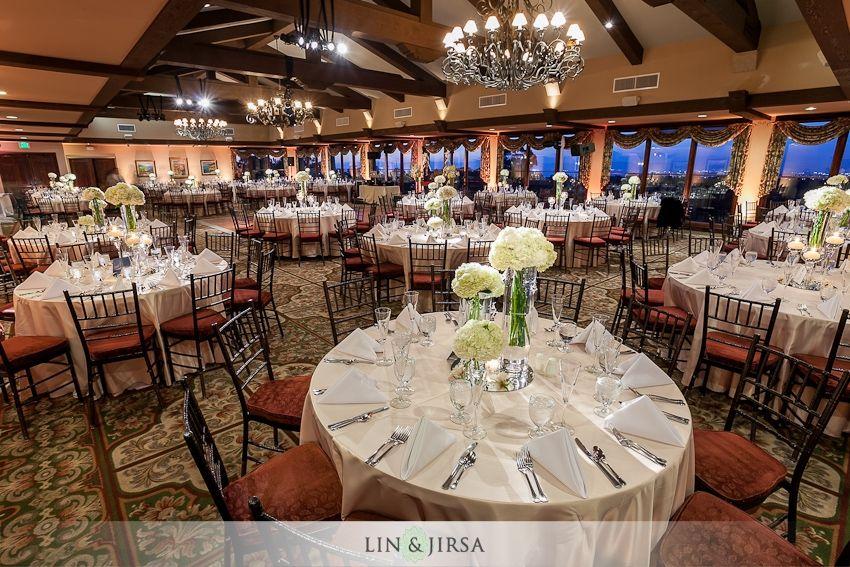 Wedding Reception At Palos Verdes Country Club In Estates Ca Us