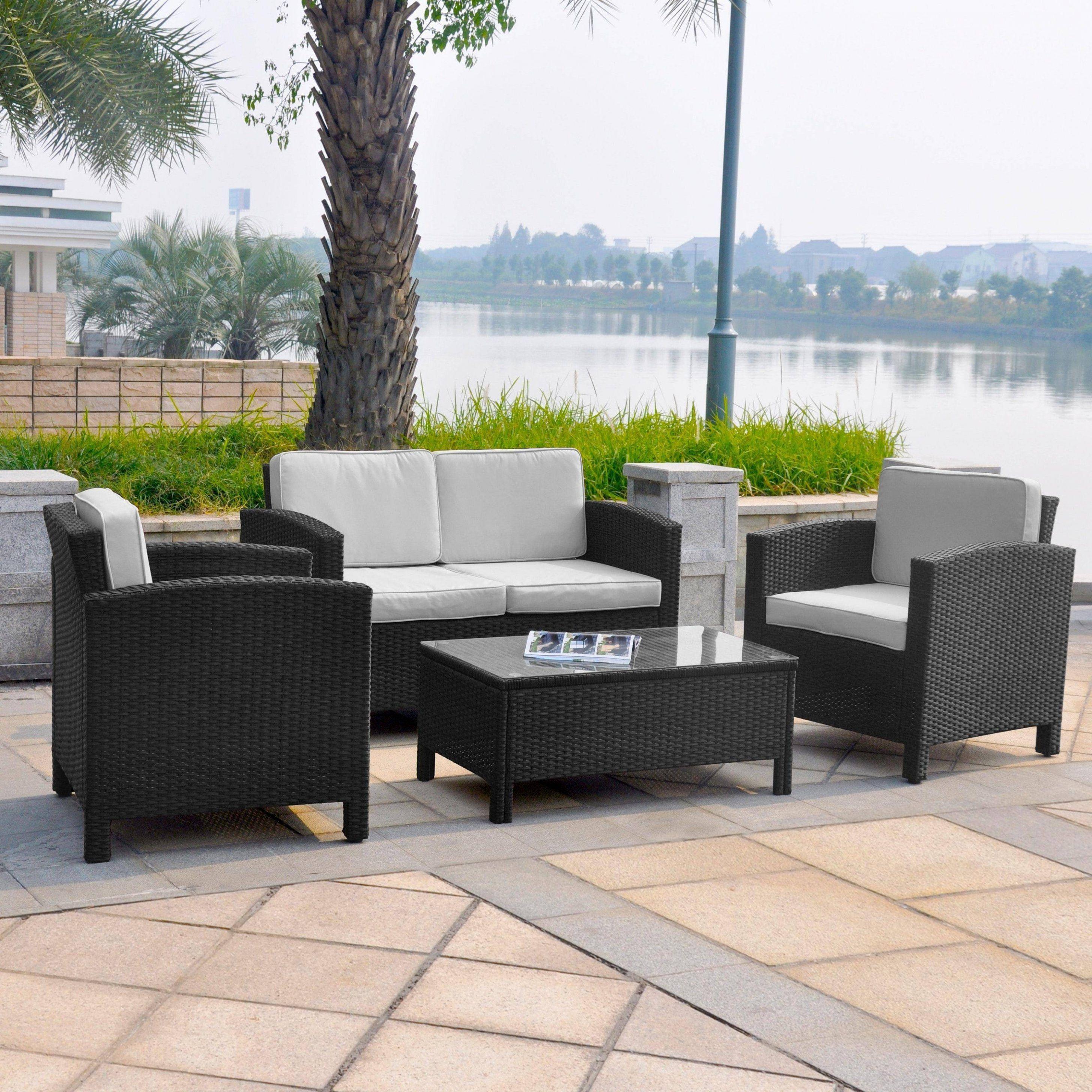 Best Of Bauholz Mobel Garten Furniture Sofa Set Rattan Garden Furniture Rattan Sofa