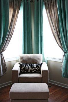 Curtains Corner Windows Recherche Google Bedroom Furniture