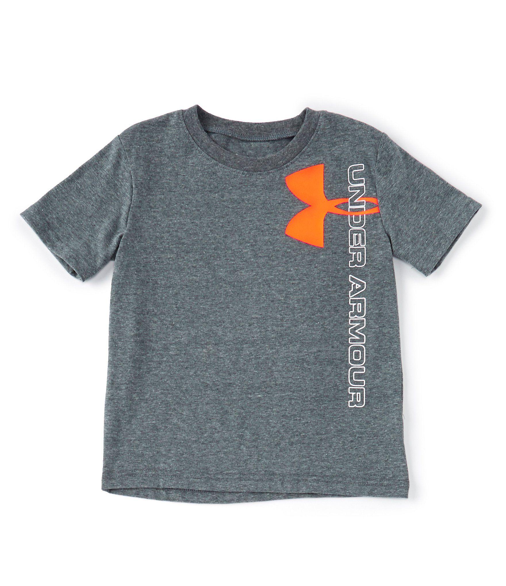 Under Armour Boys Short-Sleeve T-Shirt