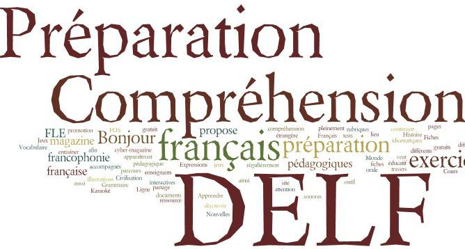Préparation examen du DELF   Examen