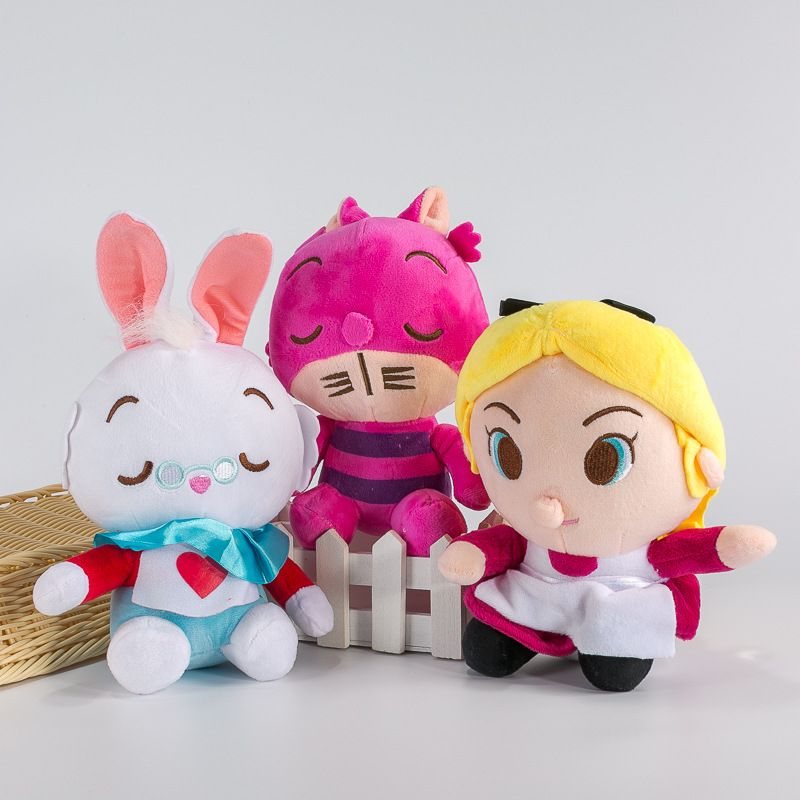 Peluche Chat Alice Au Pays Des Merveilles Cheap Doll Bodies For Sale Buy Quality Doll Hat Directly From China Gift Cosmetics Suppliers New Arrival Doll Gift Plush Toy Dolls Plush Stuffed Animals