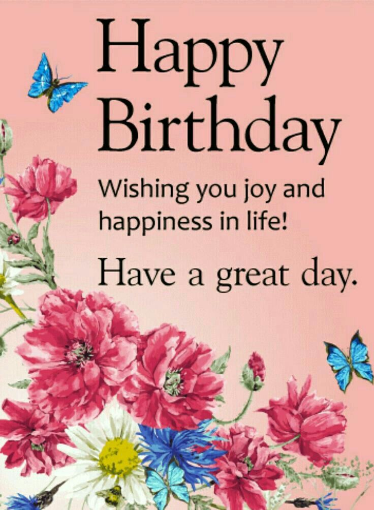 Pin By Gabrein1 On Happiest Birthday Pinterest Happy Birthday