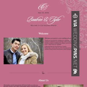 About Us Wedding Website Examples Check Out More Great Pics At Weddingpins Net Weddings Weddingwebsite Weddingwebsites