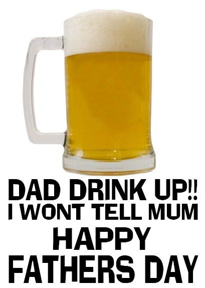 Beer Fathers Day Cards 2019 Beer Happy Fathers Day Greetings 2019