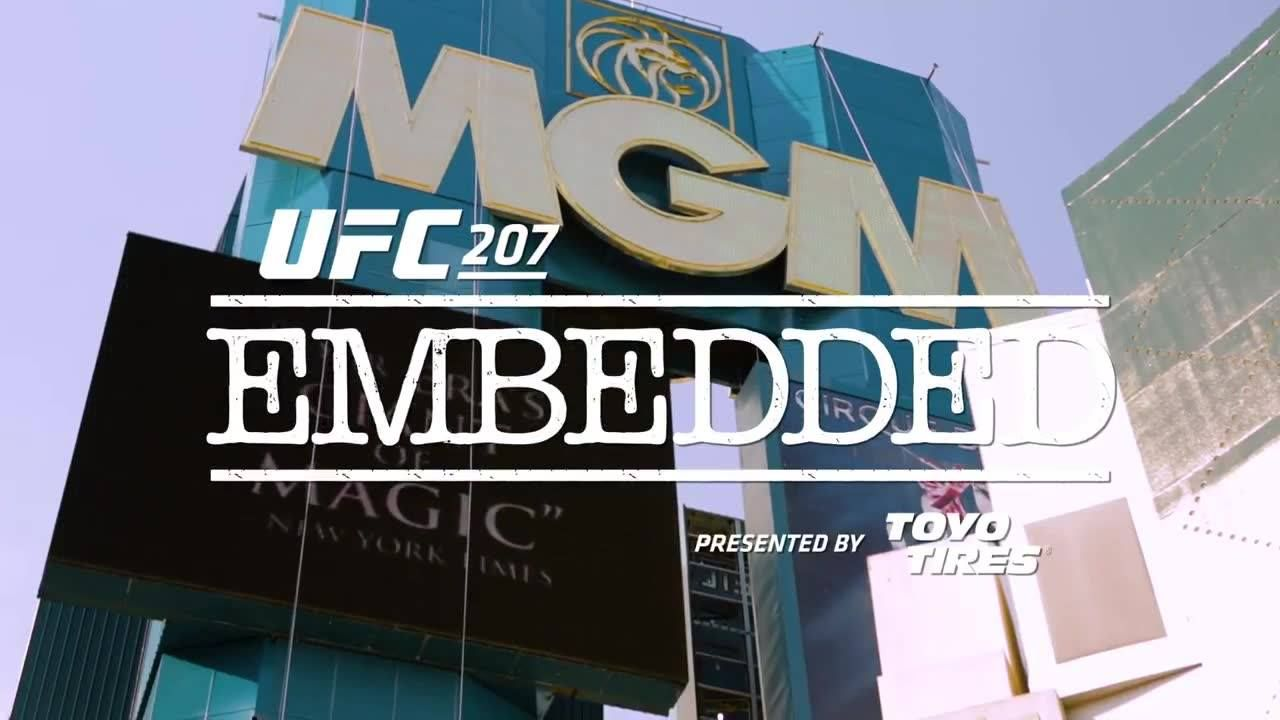 FINAL INSTALLMENT of #UFC207 Embedded is LIVE ⬇️