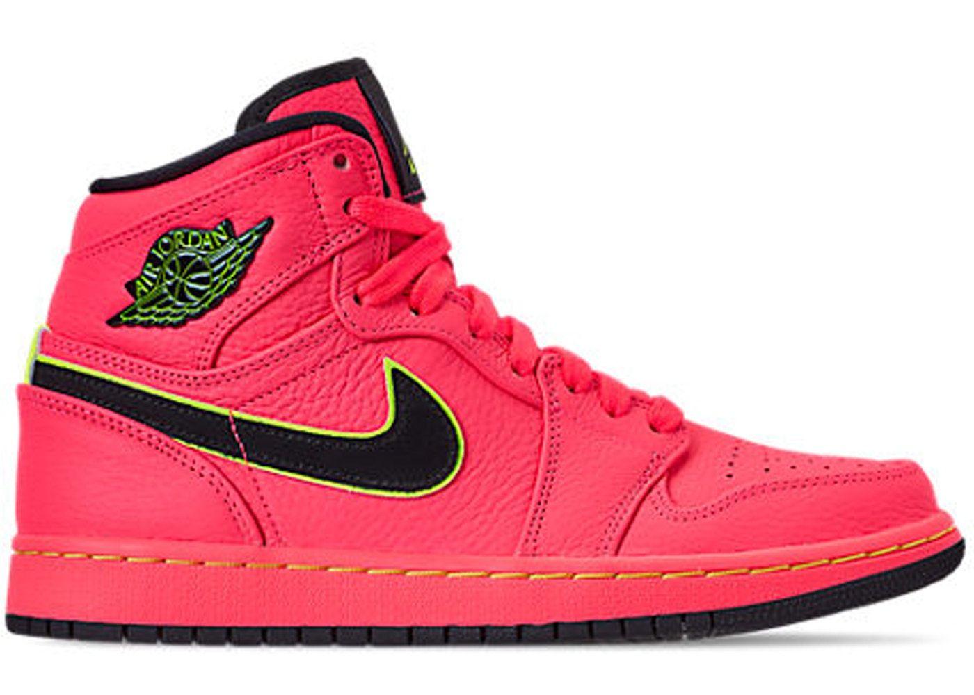 e792c270 Jordan 1 Retro High Hot Punch (W) in 2019 | Shoes | Jordans, Jordan ...