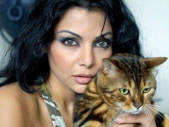 Models And Actresses From Arab Counties Haifa Wehbe Haifa Races Fashion