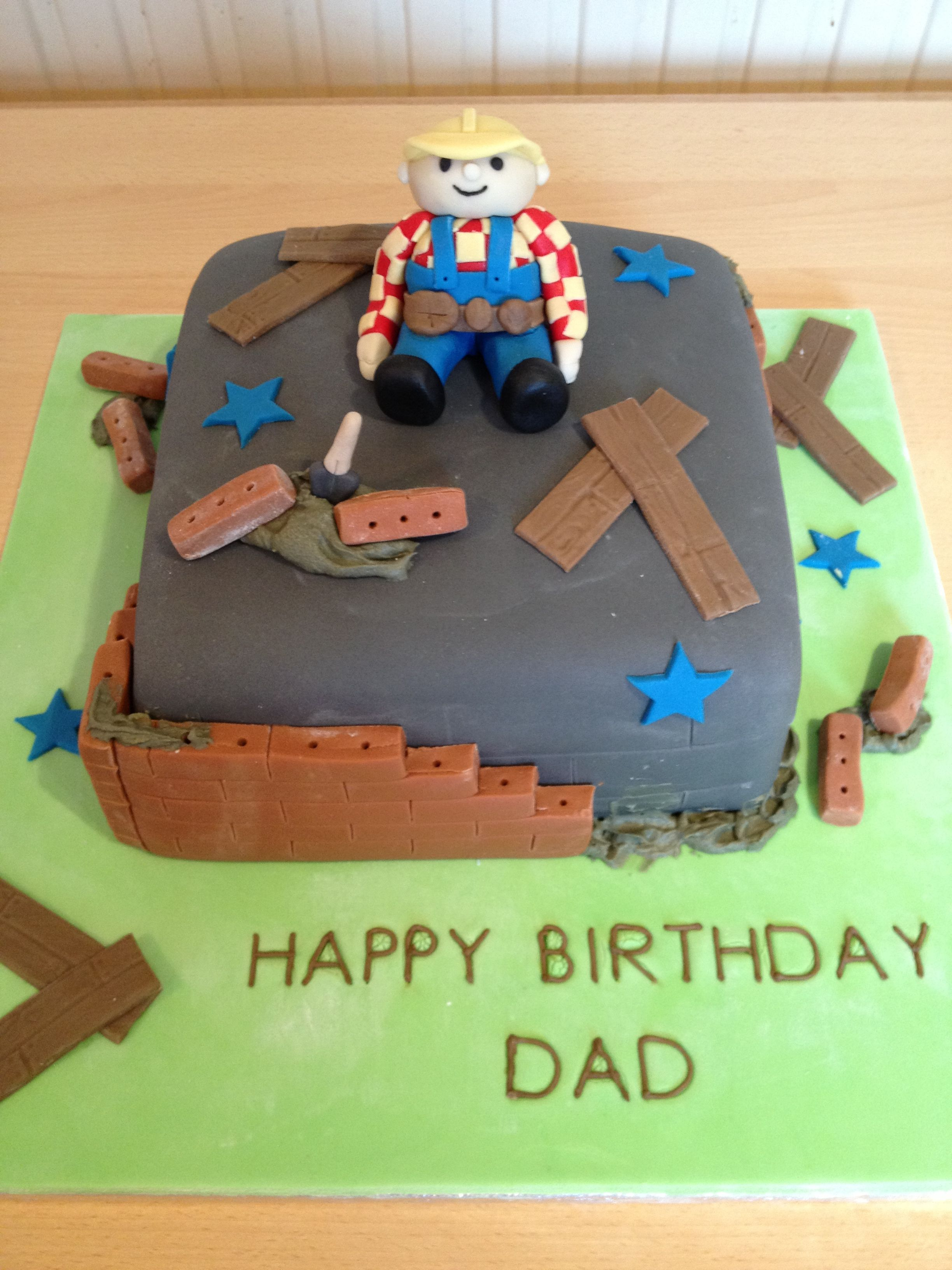 Bob the builder cake bob the builder cake happy