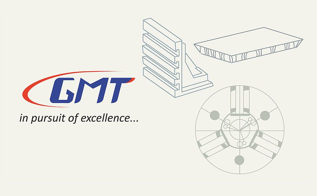 Gmt in pursuit of excellence machine tools surface gmt