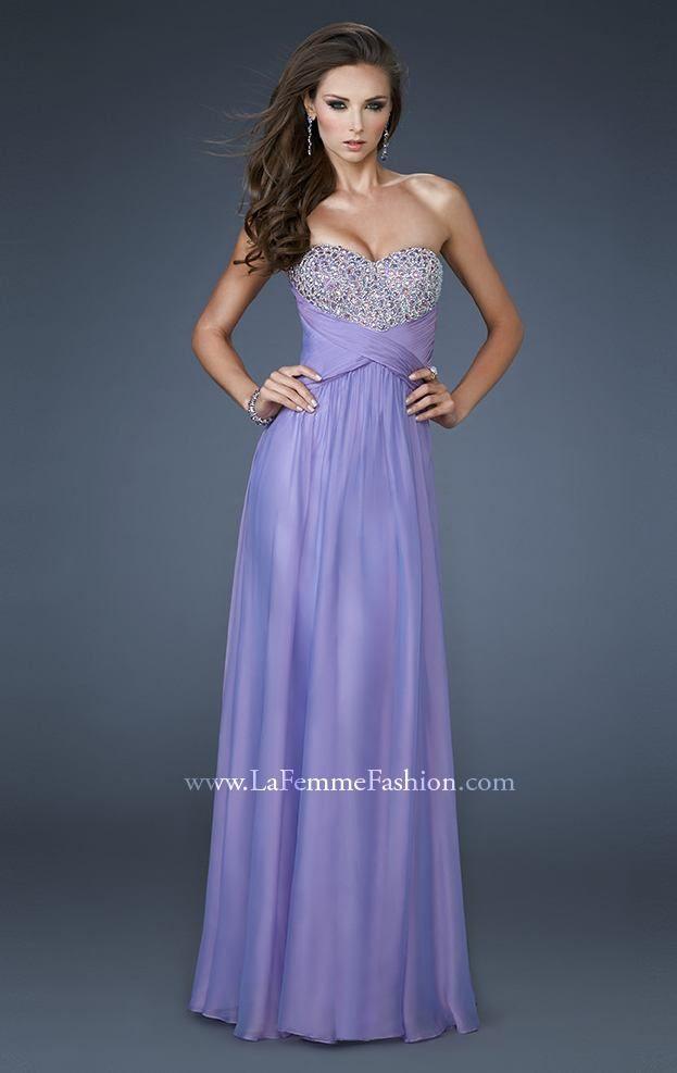 La Femme 18304 Vestido - MissesDressy.com | Vestidos de Gala ...