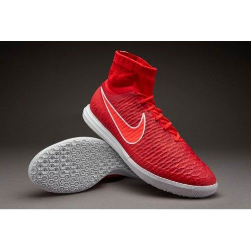 Cheap Nike MagistaX Proximo Street TF Chilling Red Bright Crimson White