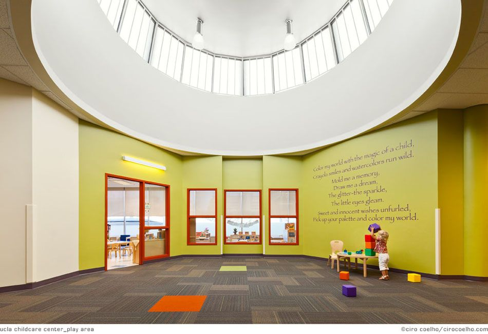 Santa barbara architects childcare center childcare