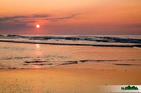 And sunsets at the beach....